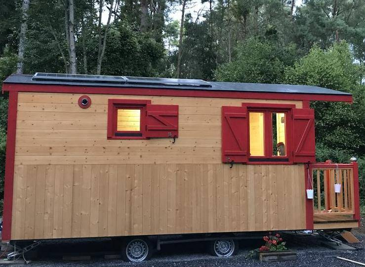 Image constructeur insolite Tiny house Liberty