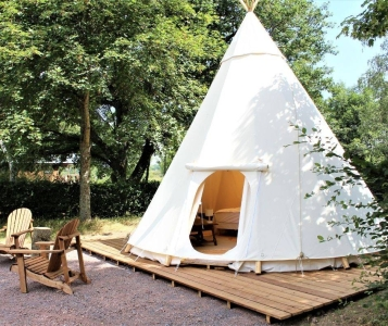 Image hebergement insolite LE TIPI